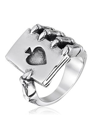 Newchic Cool Spades Claw Finger Ring