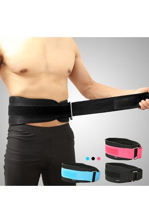 Newchic Men Belts - Fitness Training Compression Belly Belt Waistband