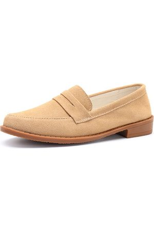 Newchic Women Loafers - Suede Casual Flat Loafers