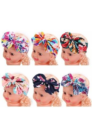 Newchic Newborn Baby Toddler Girls Kids Rabbit Ears Hairband Turban Knot Boho Headband