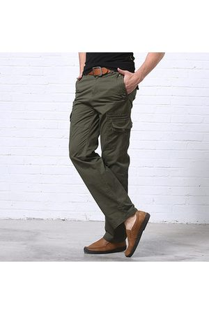 Newchic Mens Outdoor Multi Pockets Pants