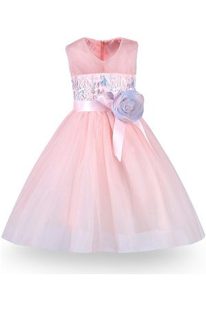 Newchic Flower Girl Party Pageant Dress