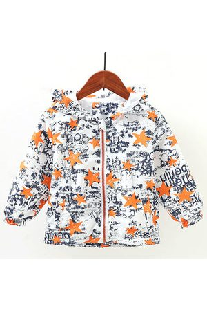Newchic Boys Coats - Print Boys Coat Spring Autumn