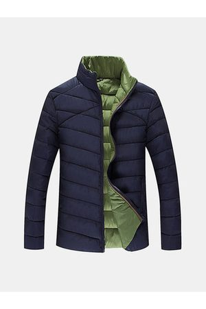 Newchic Men Winter Jackets - Plus Size 6XL Winter Outdoor Padded Jacket