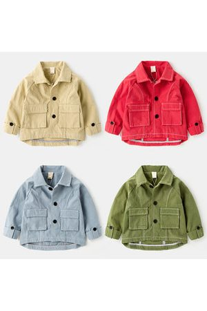 Newchic Infant Boy Cotton Jackets