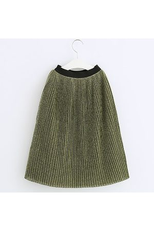 Newchic Girls Casual Party Pleated Skirts