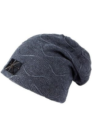 Newchic Men Caps - American Flags Knitted Skullies Beanie Cap