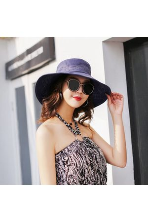Newchic Women Large Wide Brim Sunshade Bucket Hat