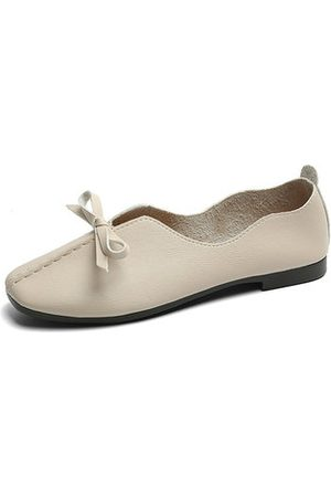 Newchic Bowknot Flat Casual Shoes