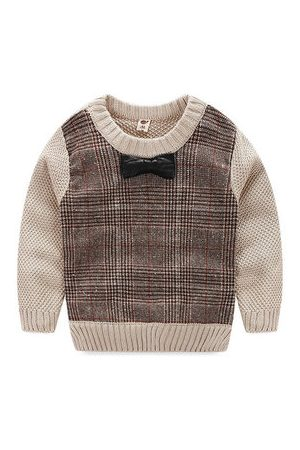 Newchic Boys Hoodies - Spring Autumn Knitted Boys Sweaters