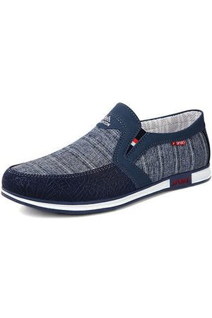 Newchic Men Slip Ons Casual Shoes