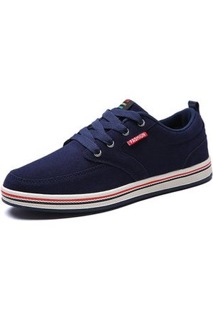 Newchic Large Size Men British Style Lace Up Trainers Casual Shoes