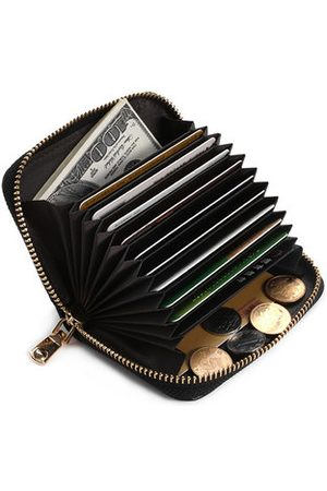 Newchic Women Men 10 Card Slots Card Holders