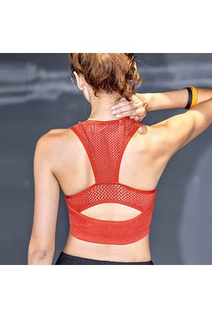 Newchic Hollow Moving Comfort Sports Bras