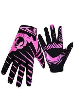 Newchic Cloth Fleece Cycling Gloves