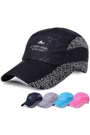 Newchic Men Breathable Quick-Drying Baseball Cap