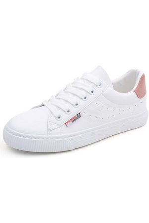 Newchic M.GENERAL Sports White Breathable Sneakers For Women