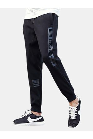 Newchic Thick Casual Joggers Sport Pants