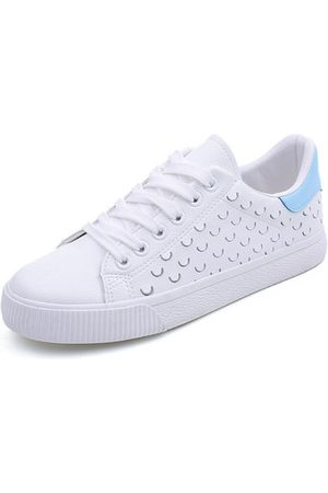 Newchic Girls Casual Shoes - M.GENERAL Hole Breathable Flat Casual Shoes