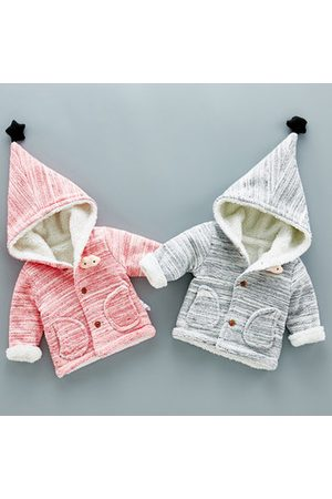 Newchic Winter Baby Boys Girls Outwear Coat