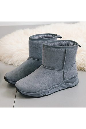 Newchic Fur Thick Classic Warm Soft Boots For Women
