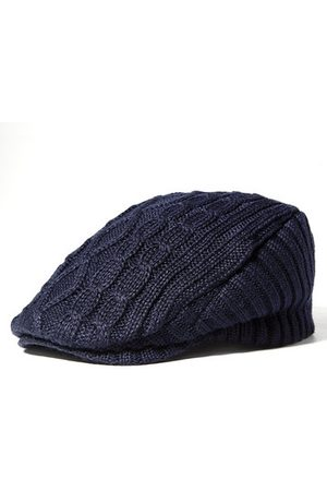 Newchic Winter Warm Knitted Beret Hats For Men Women