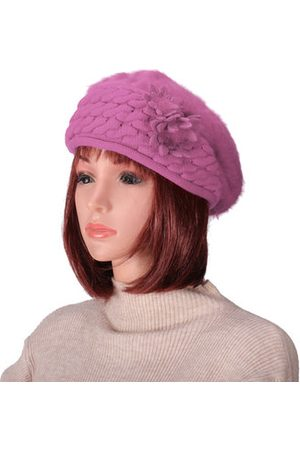 Newchic Women Hats - Women Thicken Knitted Beanies Hat