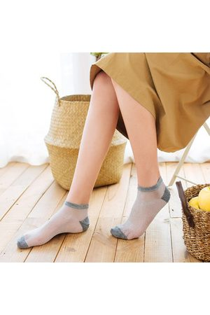 Newchic Women Ultra-thin Breathable Stretch Ankle Socks