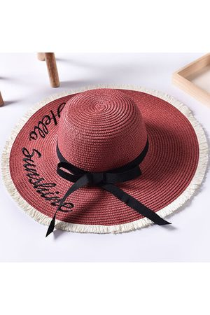 Newchic Sunscreen Breathable Foldable Straw Hat