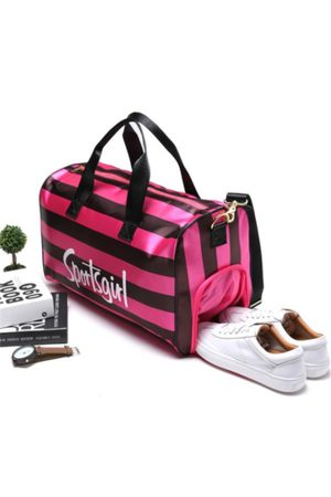 Newchic Women Suitcases & Luggage - Women Waterproof Gym Bags Large Capacity Outdoor Travel Bags