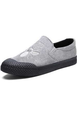 Newchic Men Casual Shoes - Men Cloth Anti-collision Slip On Casual Shoes