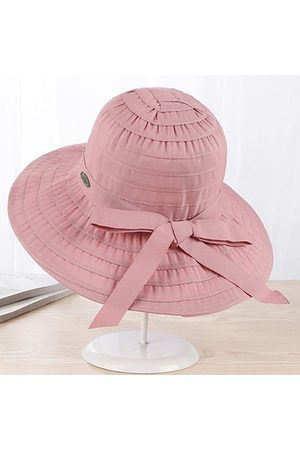 Newchic Folding Breathable Wide Brim Sun Hats Summer Visor Cap