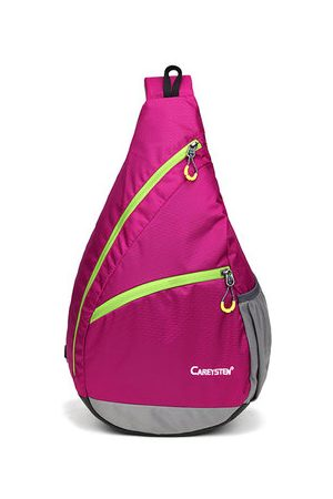 Newchic Nylon Outdoor 18 Liter Waterproof Gym Crossdody Bags