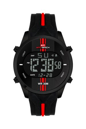 Newchic Waterproof Silicone Sports Watch