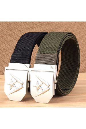 Newchic Canvas Automatic Buckle Belt
