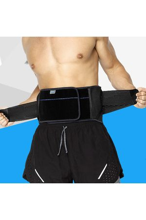 Newchic High Elastic Fitness Lumbar Back Waist Supporter Protect