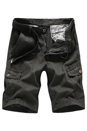 Newchic Multi-pocket Breathable Cargo Shorts