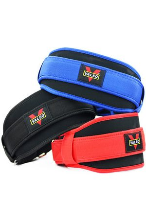 Newchic Men Belts - Nylon Sports Waist Weightlifting Protector Fitness Belts