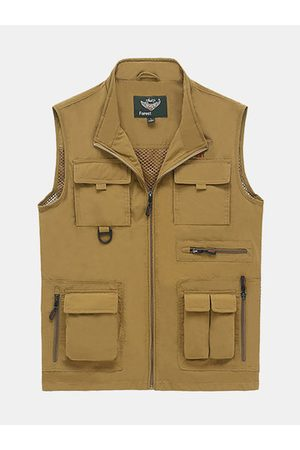 Newchic Polyester Fishing Loose Vest