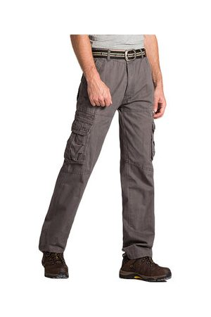 Newchic Men Cargo Pants - Outdoor Multi-pocket Cargo Pants