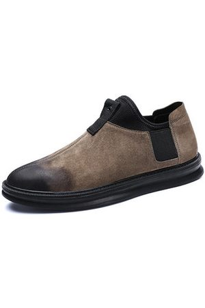 Newchic Men Loafers - Men Vintage Casual Loafers