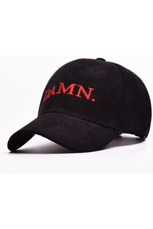 Newchic Women Men Cottom Embroidery Letter Baseball Caps