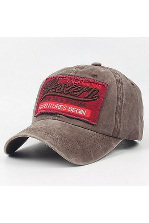 Newchic Men Caps - Embroidery Cotton Baseball Cap