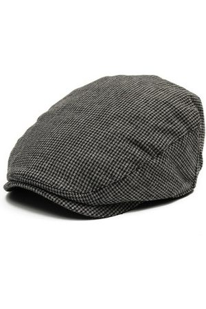 Newchic Men Hats - Men Outdoor Leisure Beret Knitting Flat Cap Newsboy Cowboy Cabbie Hat