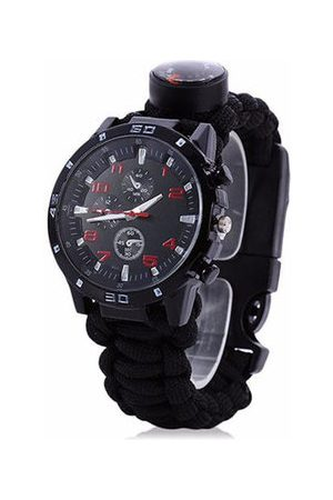 Newchic Compass Whistle Outdoor Watch