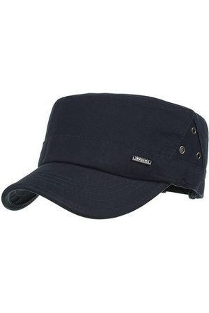 Newchic Mens Outdoor Sunshade Cotton Military Cap