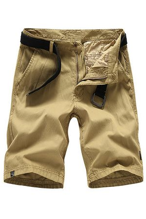 Newchic Summer Length Casual Cargo Shorts
