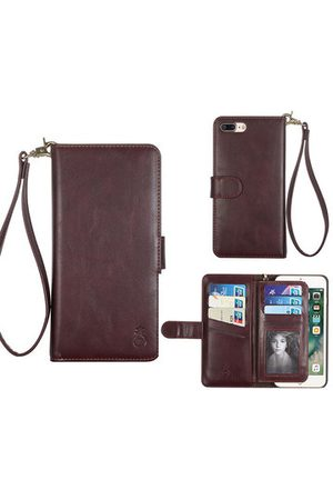 Newchic Women Men Detachable Multifunctional Phone Case Wallet