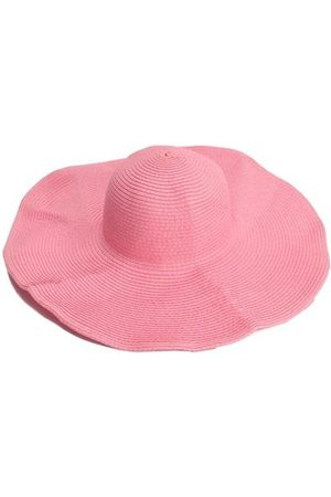 Newchic Female Summer Sunshade Large Wide Floppy Brim Straw Beach Hats