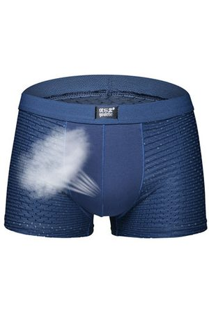 Newchic Ice Silk Mesh Breathable Boxers
